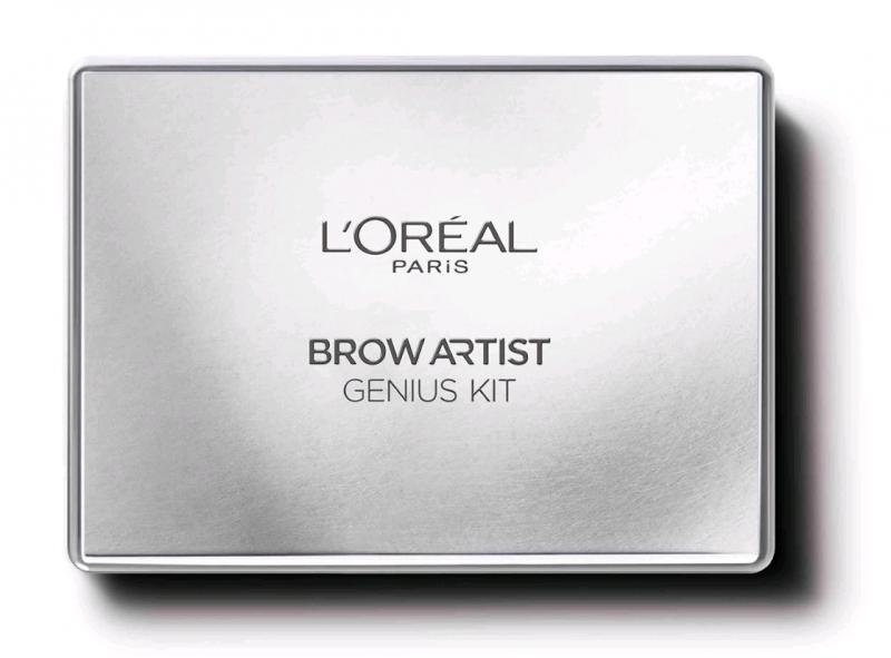 Loreal Brow Artist Набор для дизайна бровей №01 светло-коричневый
