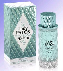 ������� ���������� art100' Lady Pafos - Fraiche ��������� ���� 100 ��. (���������)