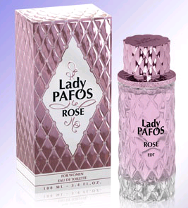 ������� ���������� art100' Lady Pafos - Rose ��������� ���� 100 ��. (�������).