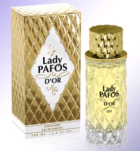 ������� ���������� art100' Lady Pafos - D'or ��������� ���� 100 ��. (�������).