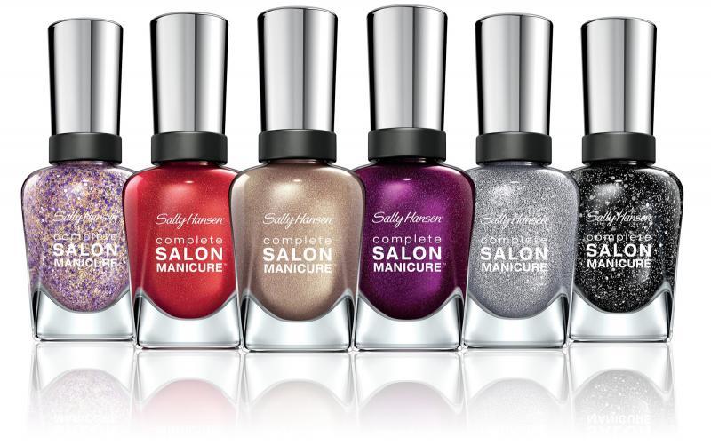Sally Hansen Complete Salon Manicure Лак для ногтей 14,7 мл. №547 peach of cake