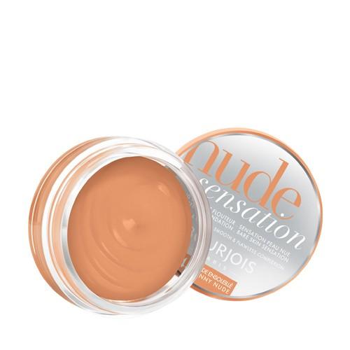 Bourjois Nude Sensation Тональный крем-мусс №44 nude ensoleille