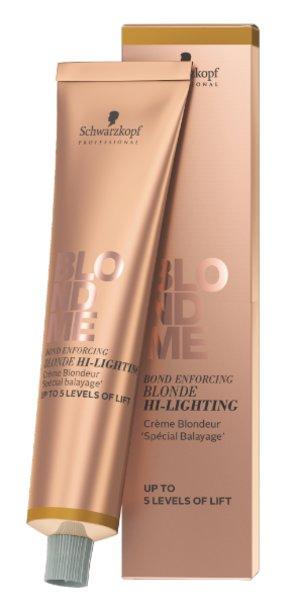 Schwarzkopf Professional Blondme Hi-lighting Оттенок для мелирования волос 60 мл. холодная роза