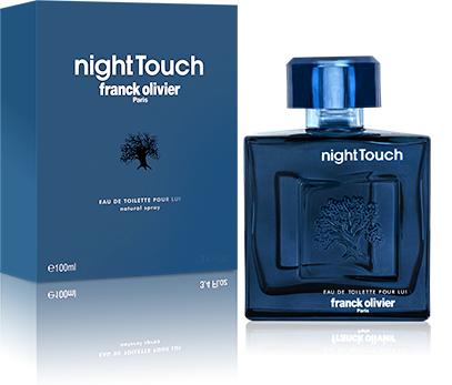 Franck Olivier men Night Touch Туалетная вода 100 мл.