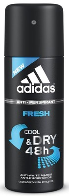 Adidas men (deo) Cool & Dry Fresh Дезодорант 150 мл.