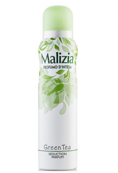 Intesa (deo) Malizia Green Tea Дезодорант 150 мл.