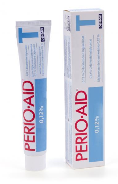Dentaid Perio-aid Зубная паста-гель с хлоргексидином 0,12% 75 мл.