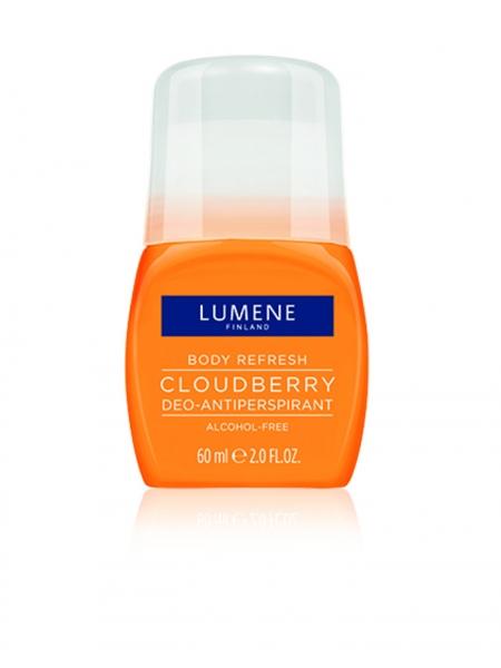Lumene Body Refresh Дезодорант-антиперспирант с морошкой 60 мл.