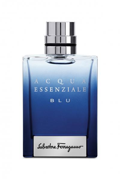 Salvatore Ferragamo men Acqua Essenziale Blu Туалетная вода 100 мл. Tester
