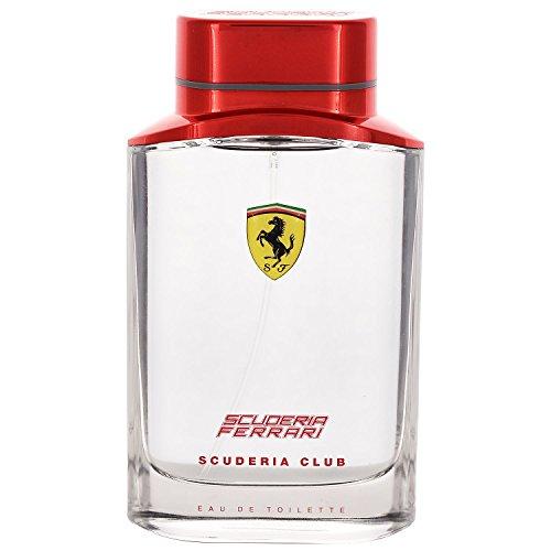 Ferrari men Scuderia Club Туалетная вода 125 мл. Tester, без коробки