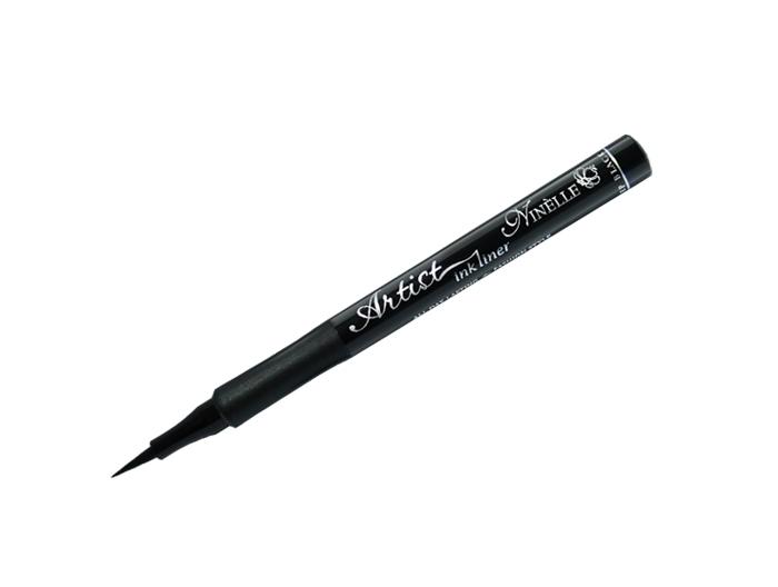 Ninelle Artist Подводка-фломастер для глаз №01 черный