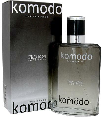 Carlo Bossi men Komodo ��������� ���� 100 ��. (armani Black Code)