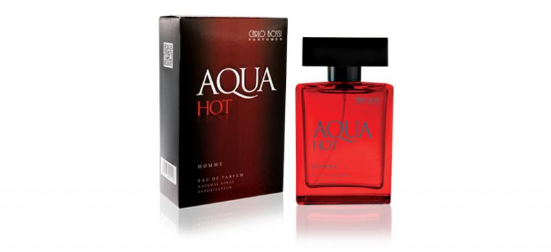 Carlo Bossi men Aqua Hot ��������� ���� 100 ��. (davidoff Hot Water)