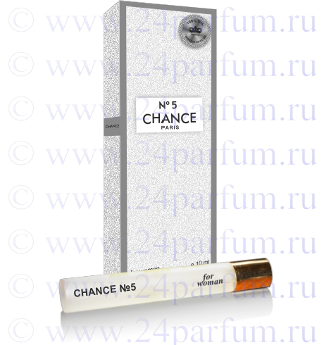 парфюм.масло Queen - №5 Chance 10 мл. (chanel #5)
