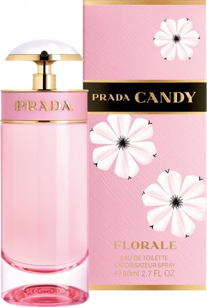 Prada woman Candy Florale Туалетная вода 30 мл.