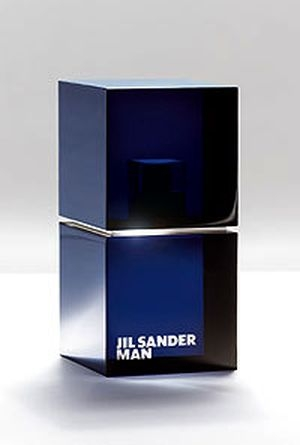 Jil Sander Man Туалетная вода 50 мл. (черный) Tester
