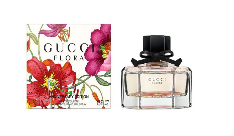 Gucci woman Flora Anniversary Edition Туалетная вода 50 мл.