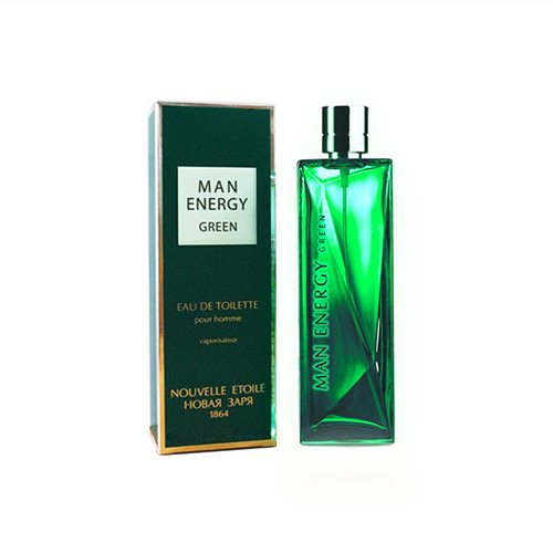 ����� ���� men Man Energy Green ��������� ���� 100 ��. (�������)