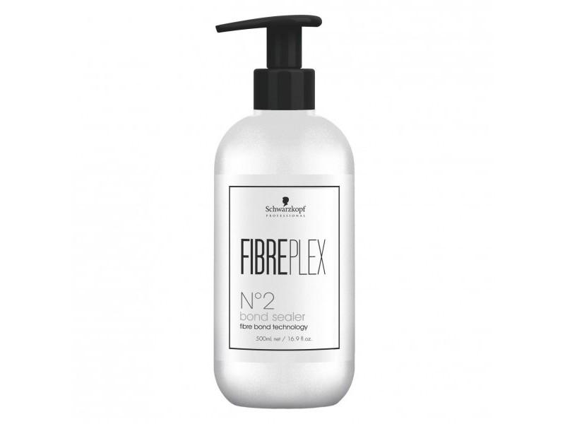 Schwarzkopf Professional Fibreplex Интенсивный ухаживающий крем для волос 500 мл.