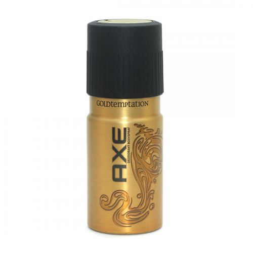 Axe men Gold Temptation Дезодорант 150 мл.