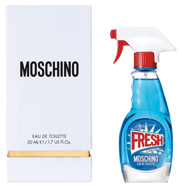 Moschino woman Fresh Couture Туалетная вода 30 мл.