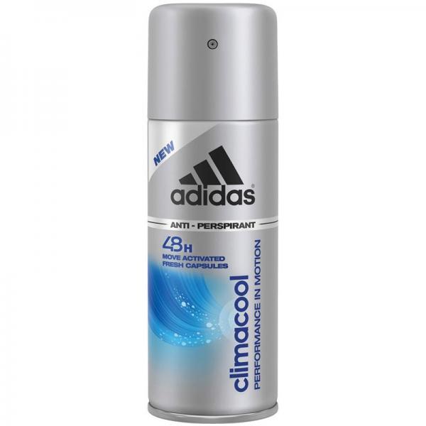 Adidas men (deo) Climacool Дезодорант 150 мл.