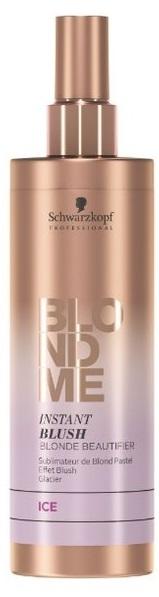 Schwarzkopf Professional Blondme Instant Blush Оттеночный спрей 250 мл. - лед