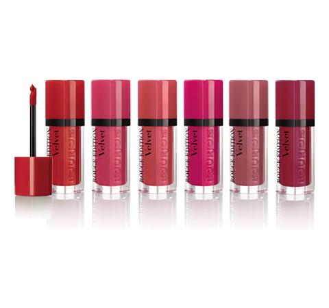 Bourjois Rouge Edition Velvet Бархатный флюид для губ №11 so hap`pink