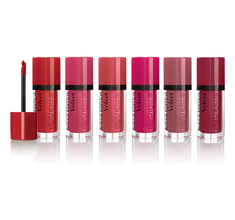 Bourjois Rouge Edition Velvet Бархатный флюид для губ №12 beau brun