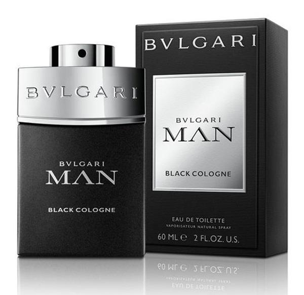 Bvlgari Man Black Cologne Туалетная вода 60 мл.