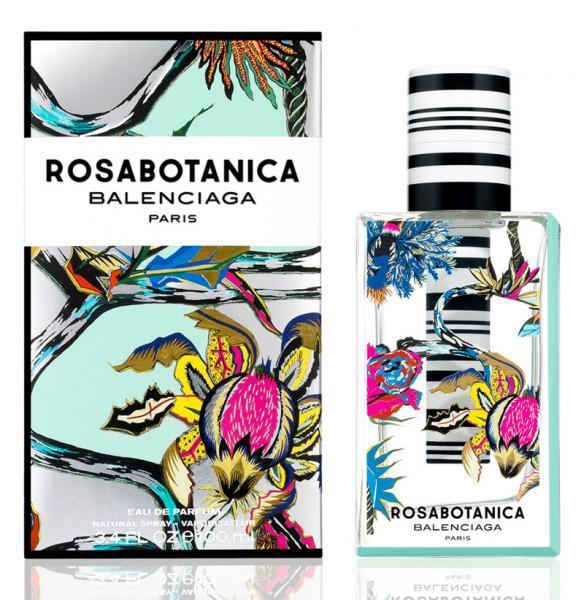Balenciaga woman Rosabotanica Туалетные духи 30 мл.