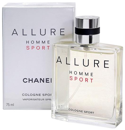 Chanel men Allure Sport Одеколон 50 мл.