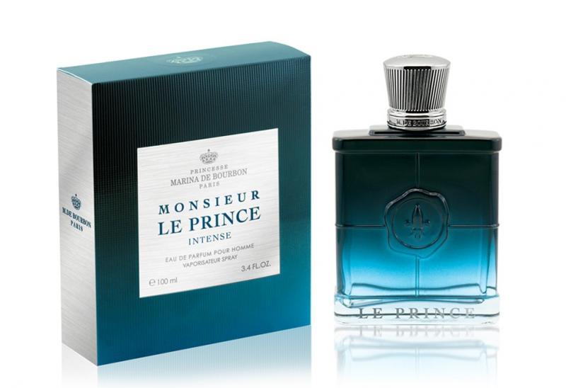 Marina De Bourbon men Monsieur Le Prince Intense Туалетные духи 50 мл.
