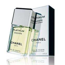 Chanel men Egoiste Platinum Туалетная вода 50 мл.