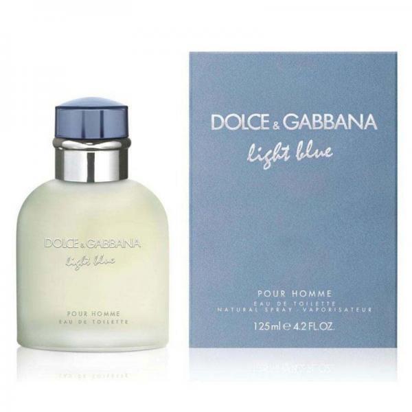Dolce & Gabbana D&g men Light Blue Туалетная вода 125 мл.