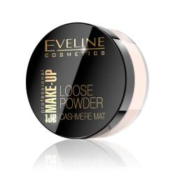 Eveline Art Professional Make-up Loose Powder Рассыпчатая матирующая пудра для лица 9 г. № 01