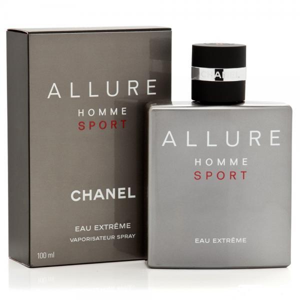 Chanel men Allure Homme Sport Eau Extreme Туалетные духи 50 мл.