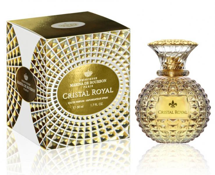 Marina De Bourbon woman Cristal Royal Туалетные духи 100 мл.