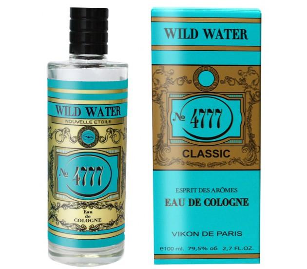 Новая Заря men (cologne) Дикая Вода № 4777 Одеколон 100 мл. (wild Water)