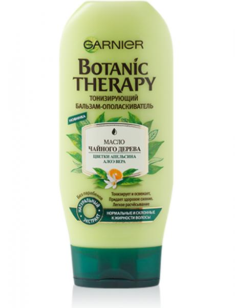 """Garnier Botanic Therapy Бальзам """"масло чайного дерева"""" для нормальных волос 200 мл."""