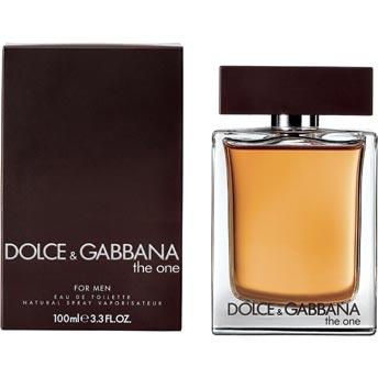 Dolce & Gabbana D&g men The One Туалетная вода 100 мл.