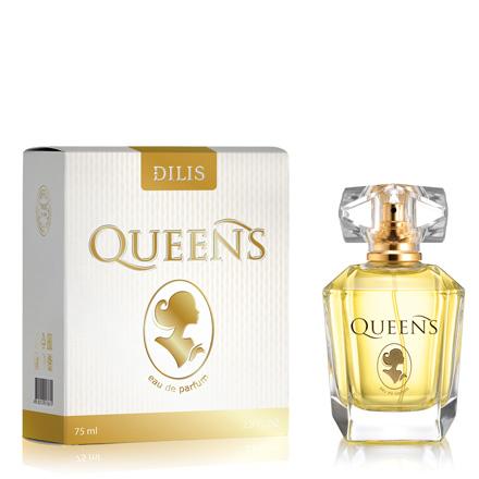 Dilis woman (aromes Pour Femme) Queen's Туалетные духи 75 мл. (c. Dior J`adore)