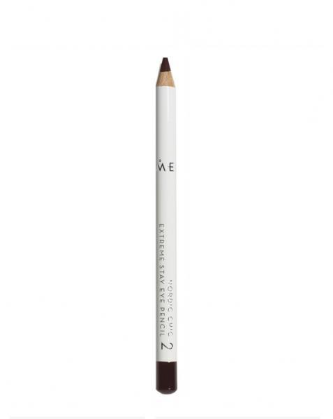 Lumene Nordic Chic Контурный карандаш для век №05 cеребристый серый