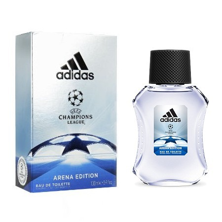 Adidas men Uefa Champions League Edition Arena Edition Туалетная вода 50 мл.