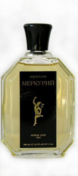 Новая Заря men (cologne) Меркурий Одеколон 100 мл. (в мешочке)