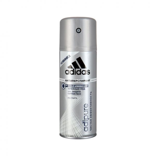 Adidas men (deo) Adipure Дезодорант 150 мл.