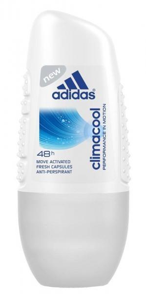 Adidas woman (deo-rol) Climacool Дезодорант-роликовый 50 мл.