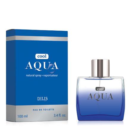 Dilis men Aqua Cool Туалетная вода 100 мл. (versace Eau Fraiche)