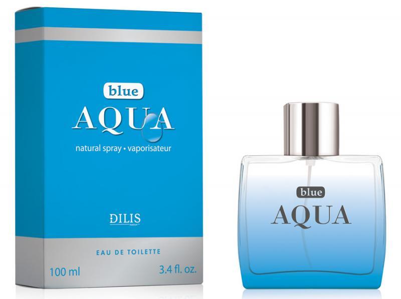 Dilis men Blue Aqua Туалетная вода 100 мл. (a. Banderas Blue Seduction)