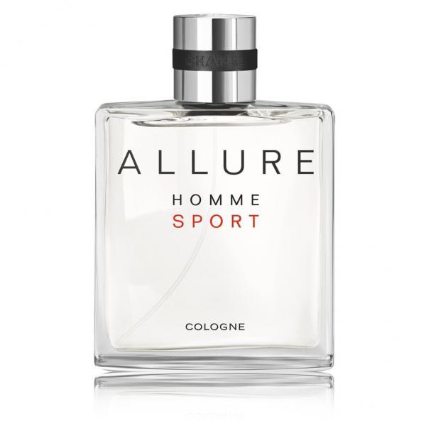 Chanel men Allure Homme Sport Cologne Туалетная вода 100 мл. Tester